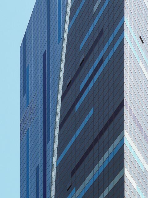 Texture /Grattaceli a New York