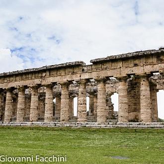 Paestum - il parco archeologico