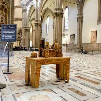 Duomo di Firenze - Cripta di Santa Reparata