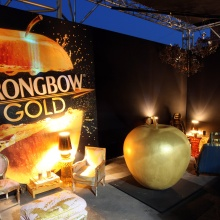 Haineken Strongbow Gold
