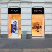 Patrizia Pepe showroom Milano
