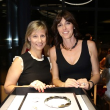 Presentation Vhernier Calla jewels