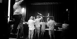 Workshop Forma Gesto Movimento