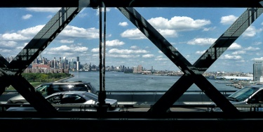 New York, The Big Apple.