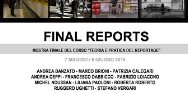 2015 - Final Reports, Milano