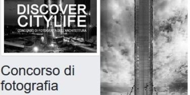 Contest fotografico Discover CityLife '016