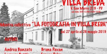2019 - Festa della Fotografia, I Edizione - Ponte di Brenta, Padova