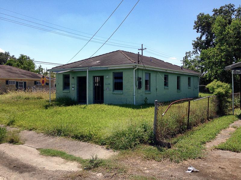 "New Orleans (LA) 10 anni dopo l'uragano ""Katrina"""