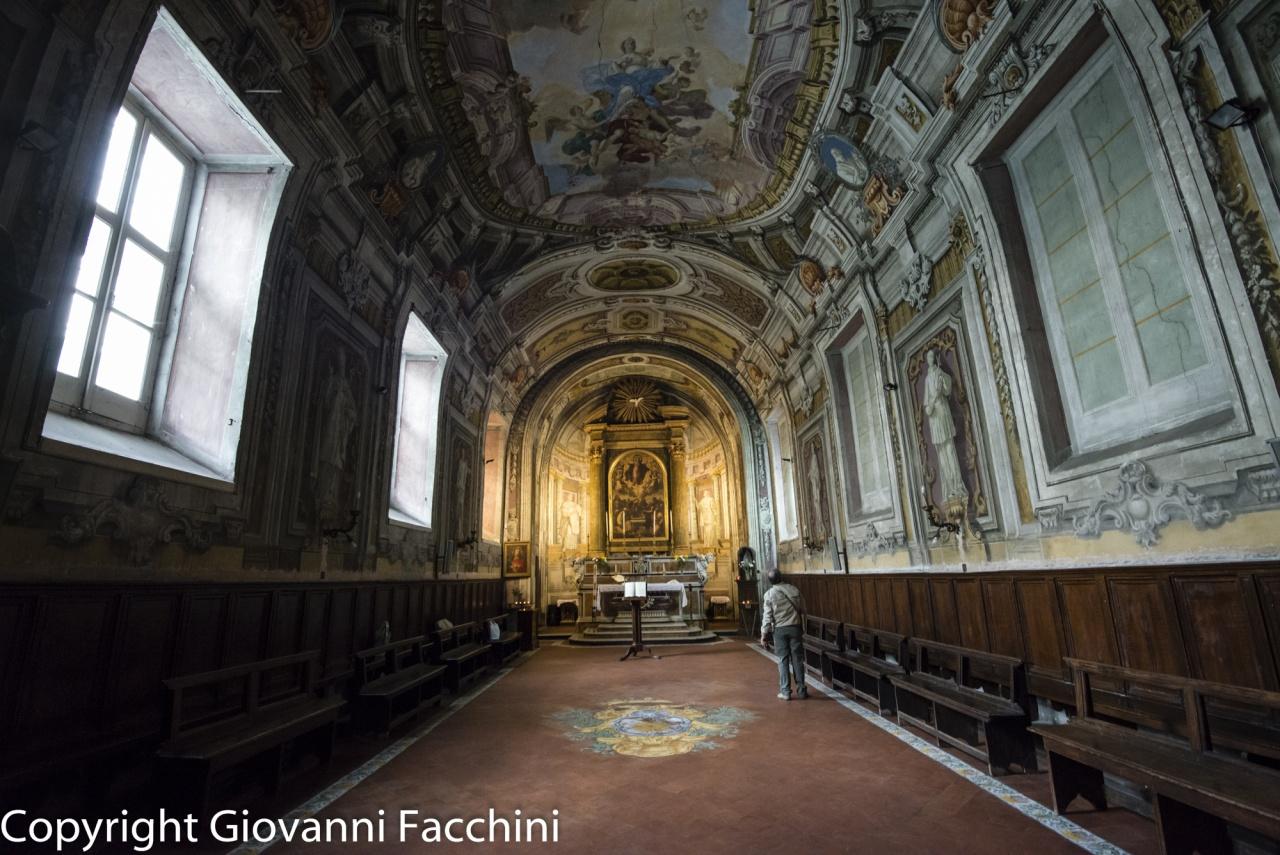 Chiesa dei Girolamini - LA BELLEZZA