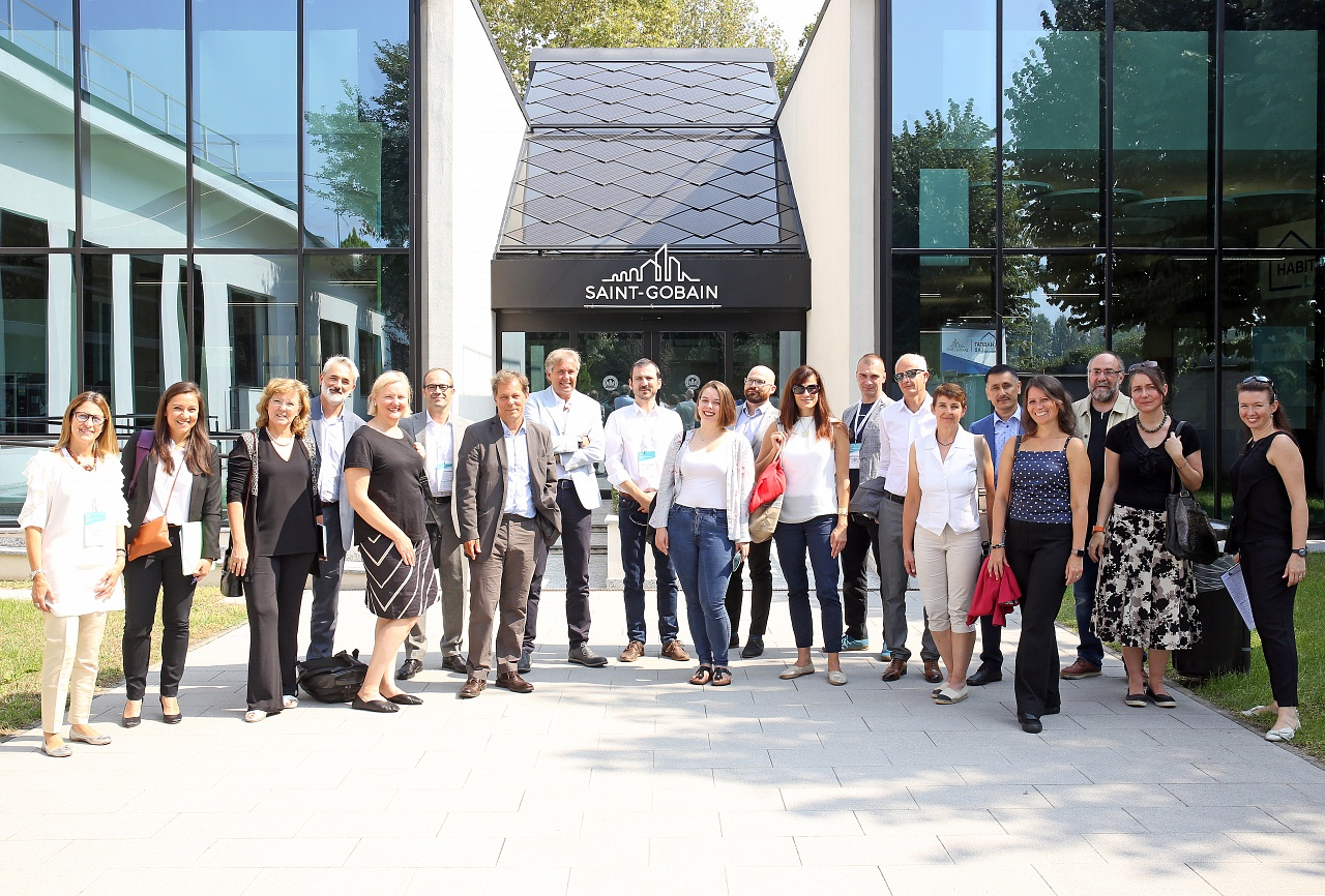 Saint-Gobain Teacher's day in Milan
