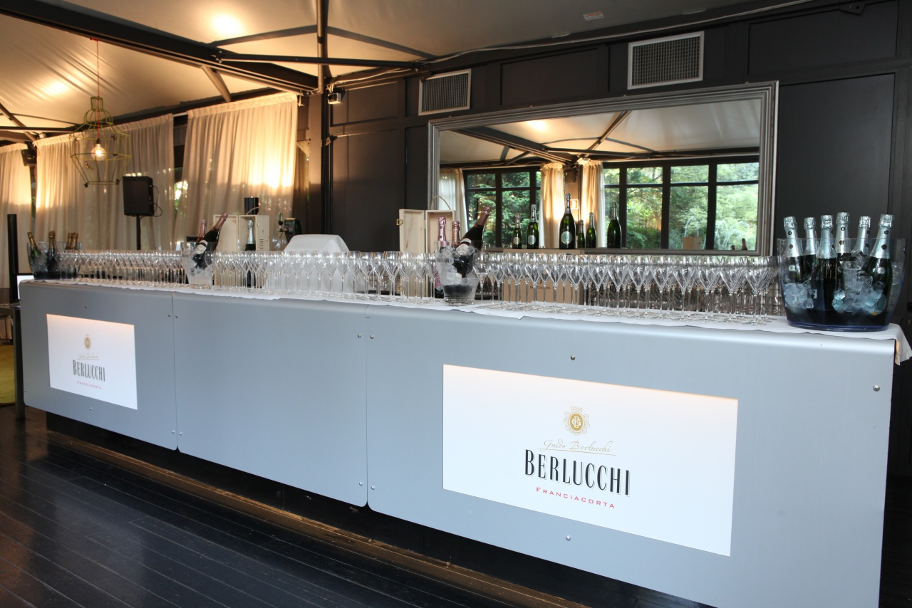 "Presentation monograph ""Berlucchi""  to celebrate 50 years of history"