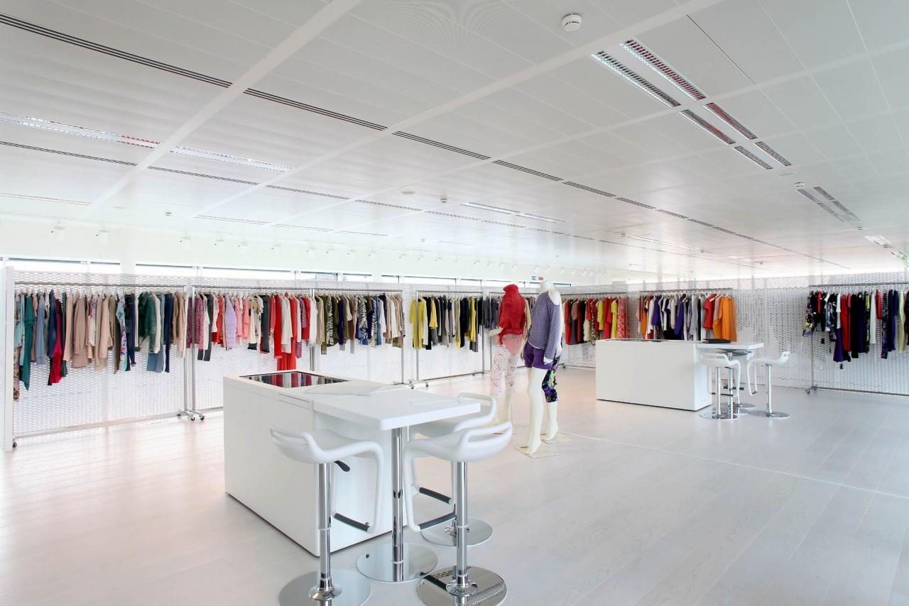 Patrizia Pepe Showroom