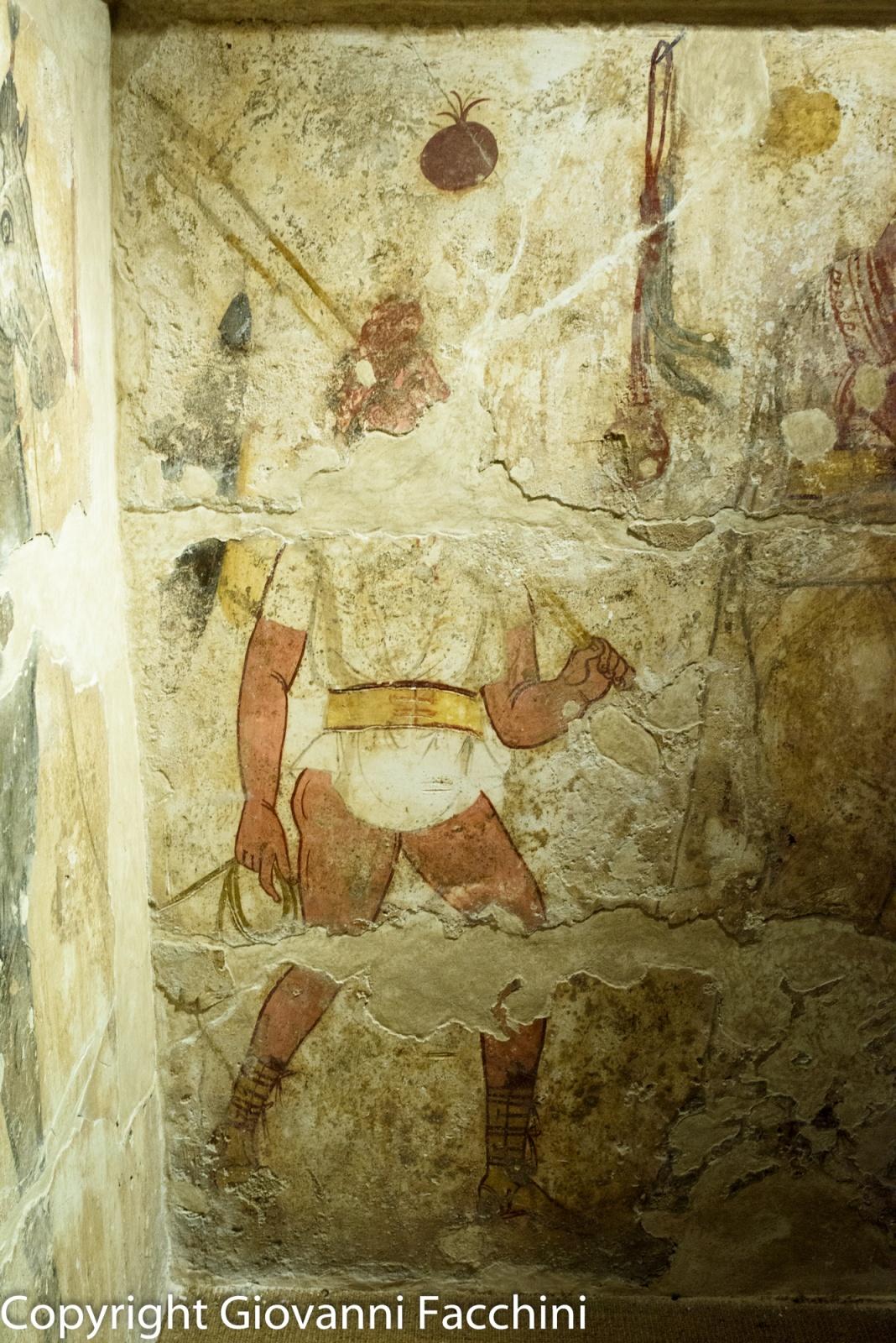 Visita ai depositi del museo di Paestum