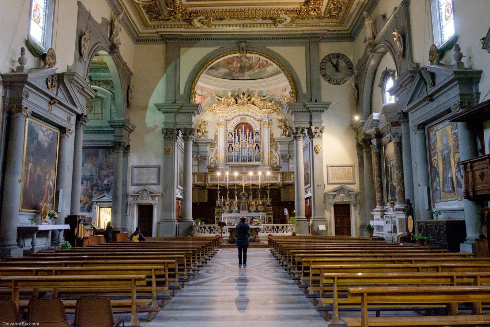 Chiesa di San Marco - Firenze