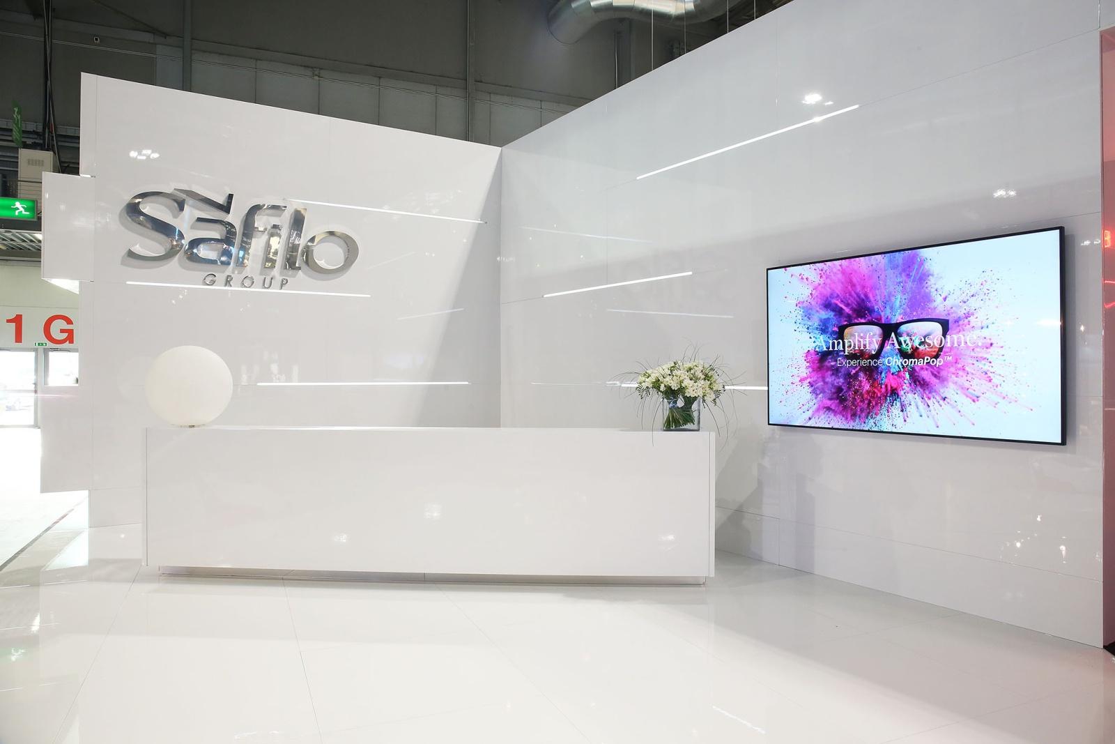 Stand Safilo Mido