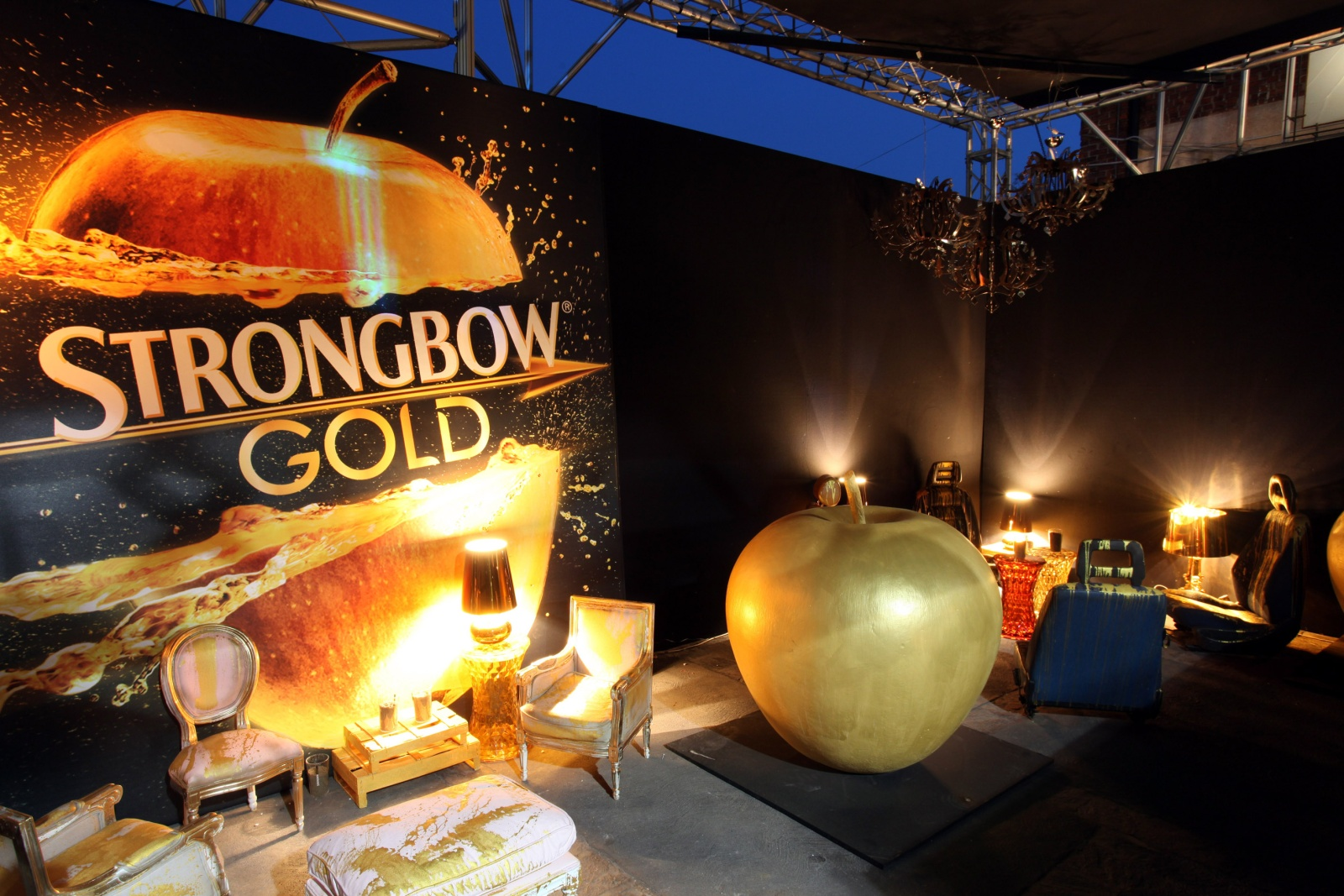 Haineken Strongbow Gold