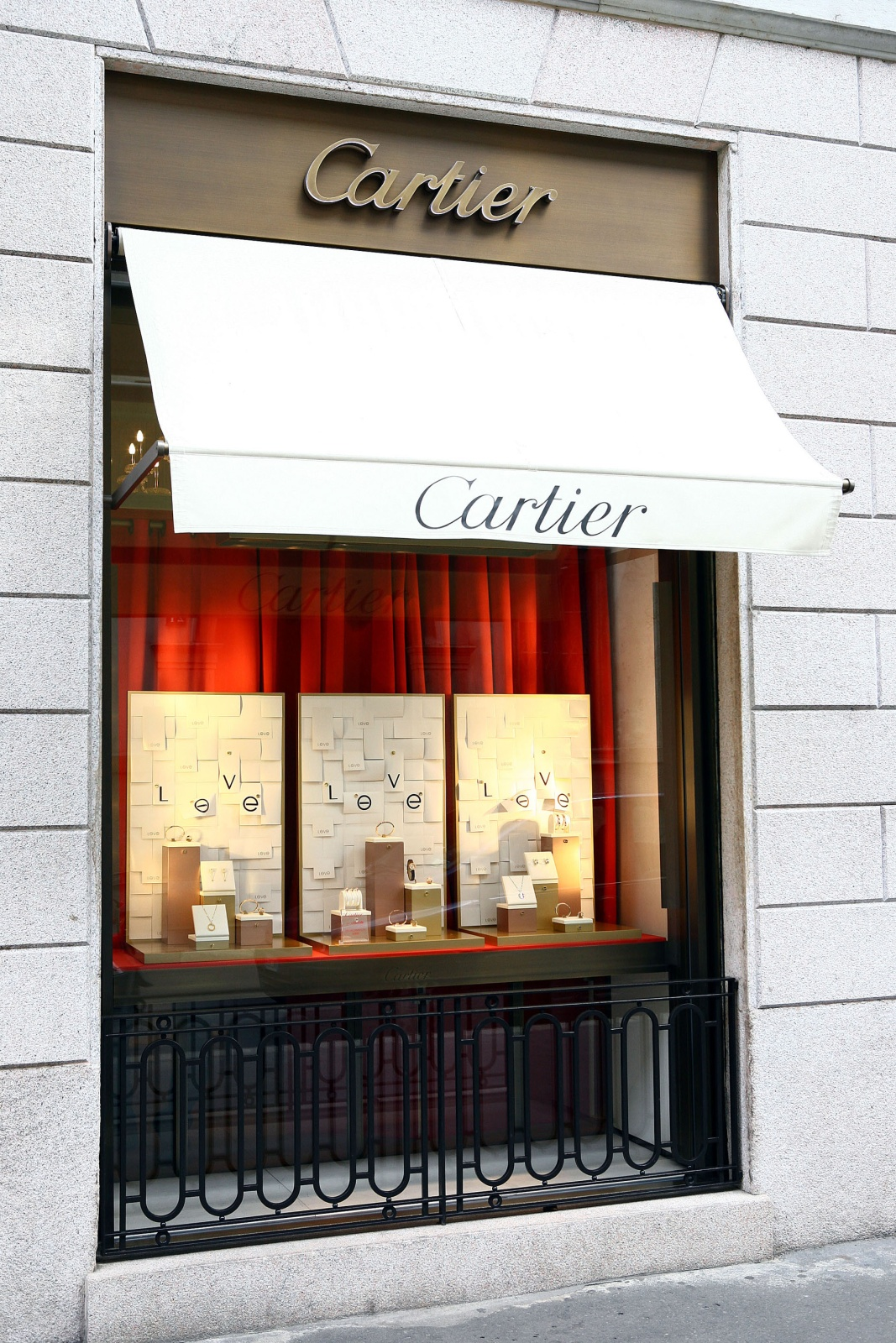 LoveDay per Cartier