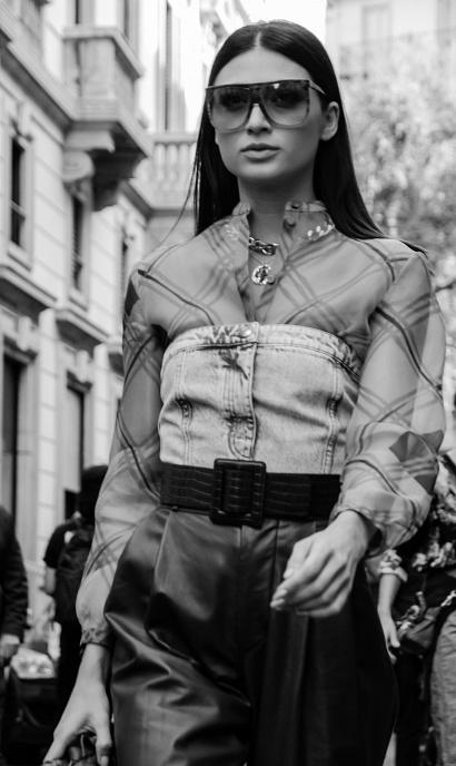 Kristina Shvets, streetstyle mood