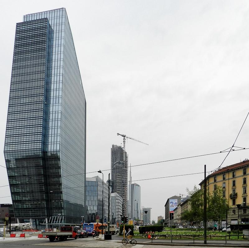 Milano, rigenerazione urbana.